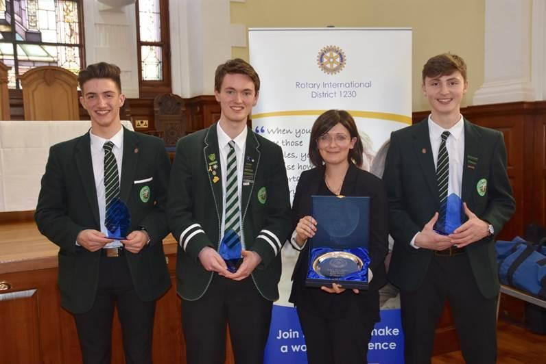 St Columba's School, Regional Youth Speaks winners
