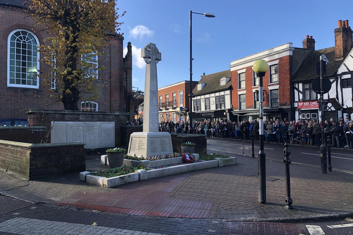 Remembrance Day 2018 - Ready and Waiting