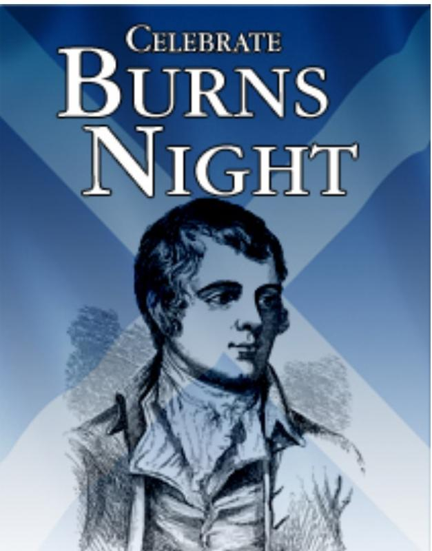 Pic of the Bard:  Robbie Burns