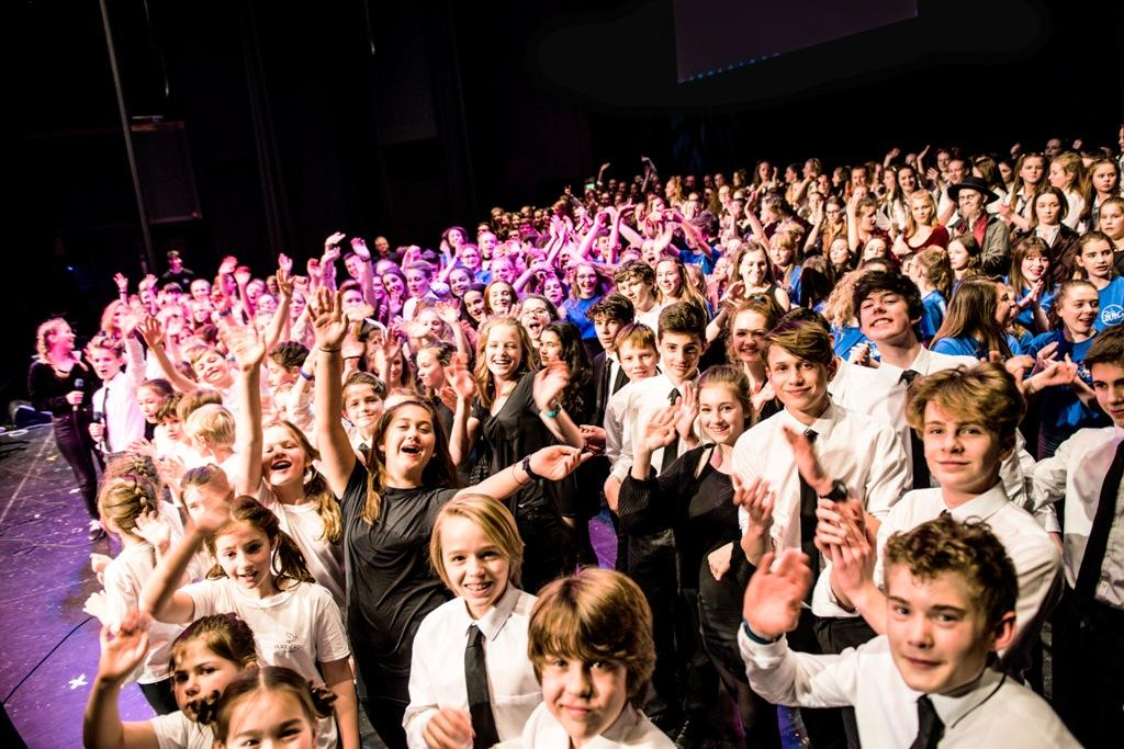 Schools Charity Concert 2017 - The Grand Finale