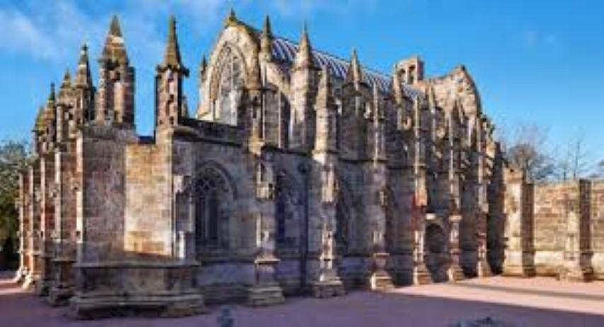 A History of Roslyn Chapel - Neil Hamilton presenting
