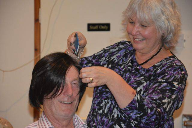 A wig for all seasons - Linda Cooley shows her fitting skills