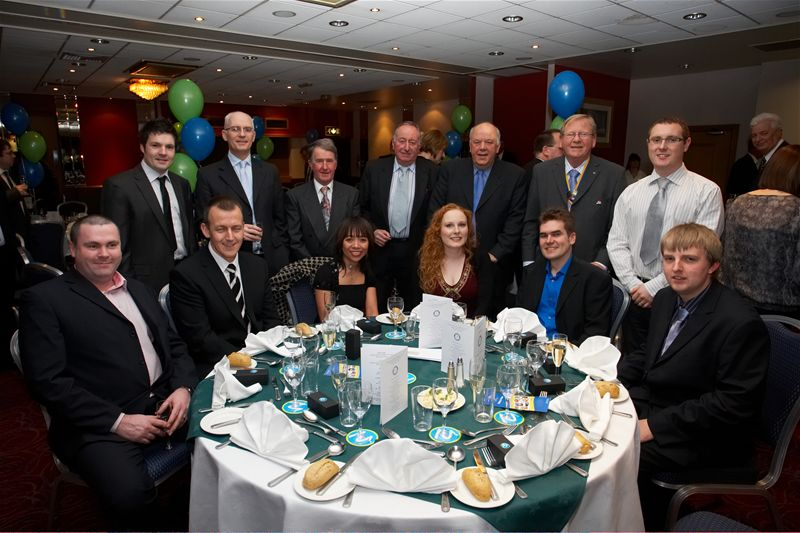Charity Night 2009 - Charity Night Guests