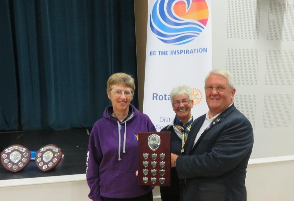 Success for the Rotary Club of East Sutherland -