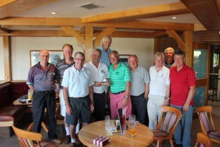 Peter Lane Memorial Golf Trophy Competitions  - Our Fine Group