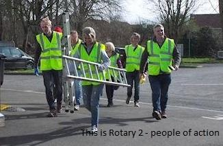 What is Rotary 2 ?