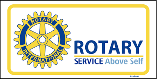 Rotary is a worldwide organisation with over 1.2 million members