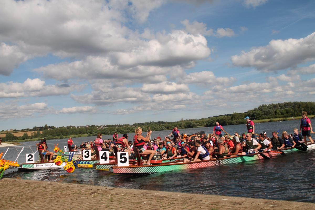 Rotary Dragon Boat Challenge 2017 - Rotary Dragon Boat Challenge 2017 - The Best Yet!!!