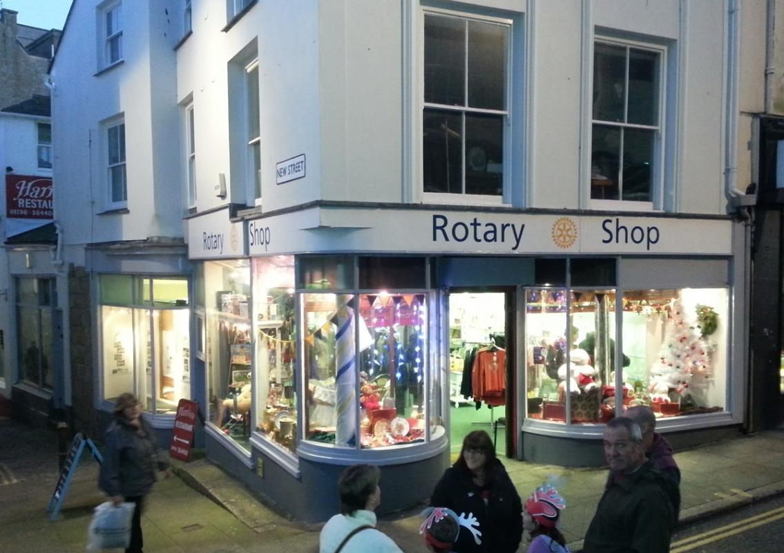 The Rotary Shop -