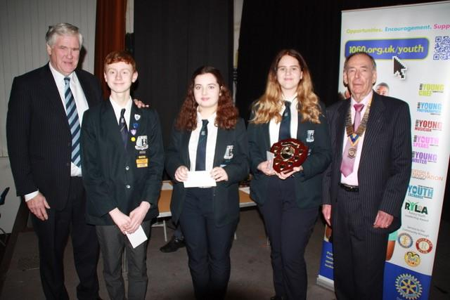 Youth Speaks Winners 2017