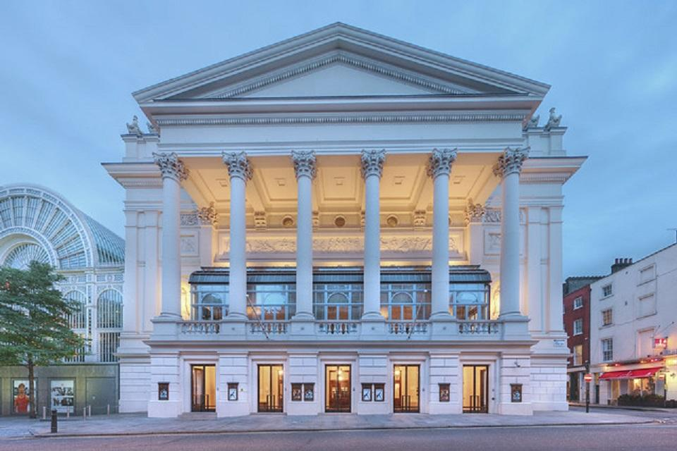 TuT Guided Tour: Royal Opera House -