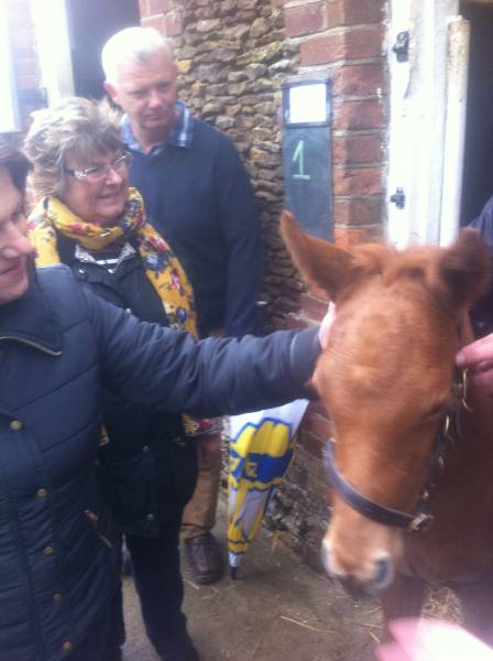 Visit to the Royal Stud at Sandringham
