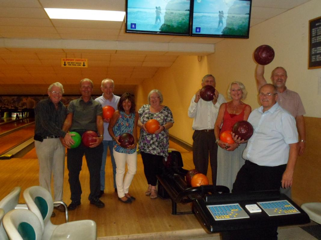 Bowls Evening -