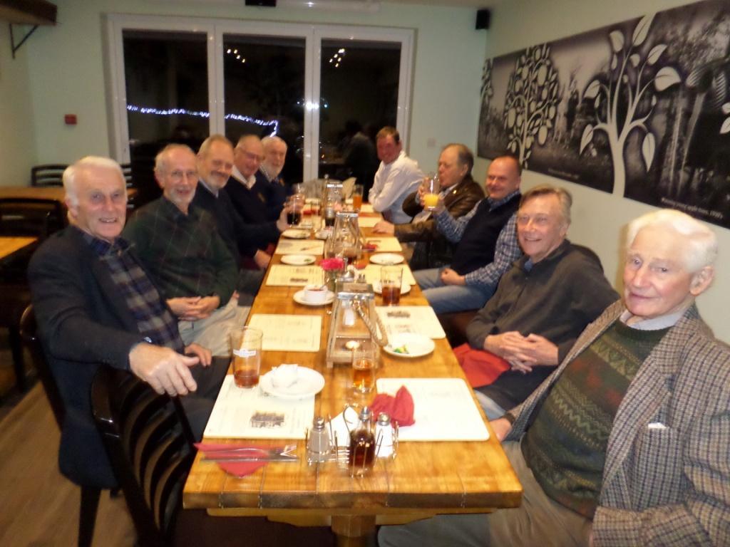 Fellowship evening at Wilcox Cider Barn -
