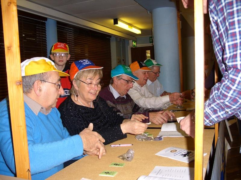 Race Night Mar 10th 2012 -