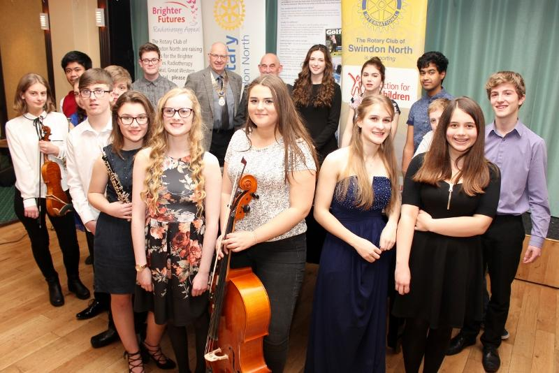 Swindon Young Musician of the Year 2017 -