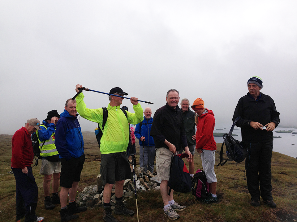 Rotarians making it to the Top