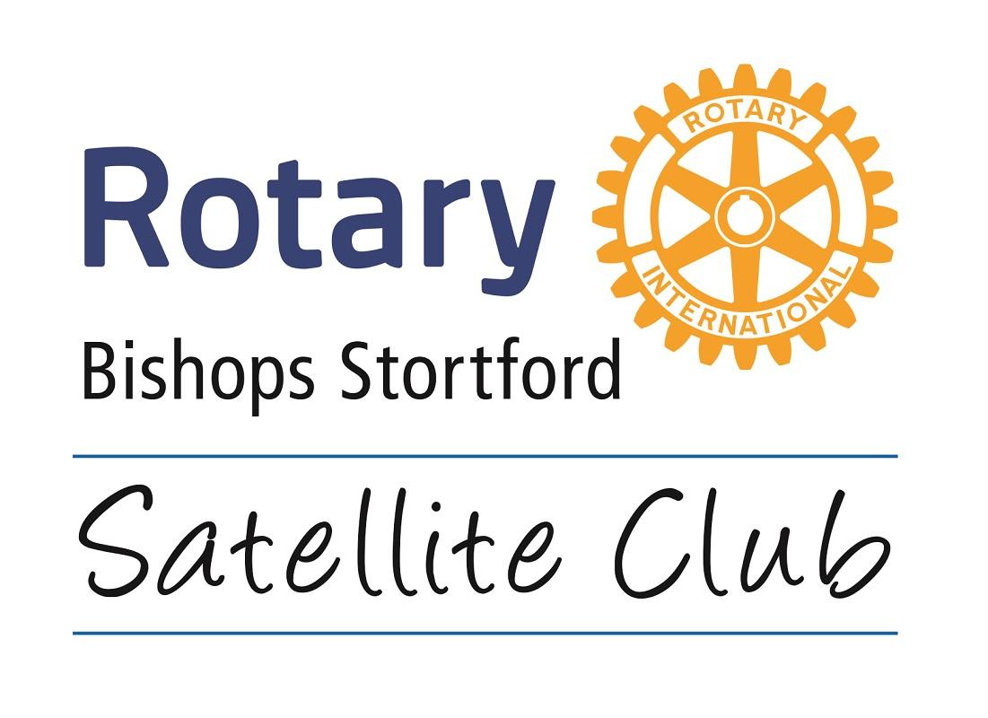 Thursday 3rd November saw the launch of a new satellite club being formed by the Rotary Club of Bishop's Stortford.