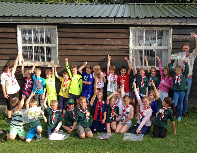 Charmouth Scouts - Renovations to Scout Hut