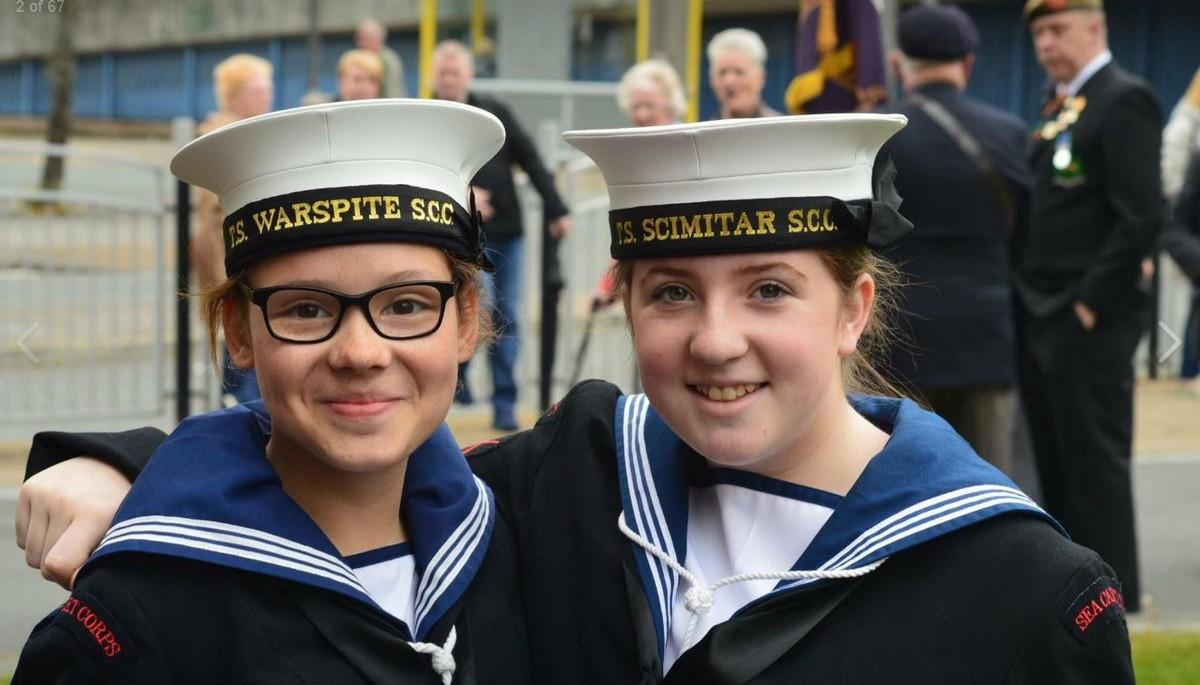 St Helens Sea Cadets - Cadets