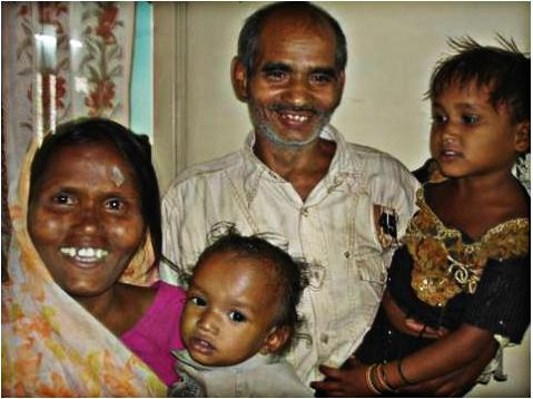 International & Foundation - Villagers now cured of cataracts