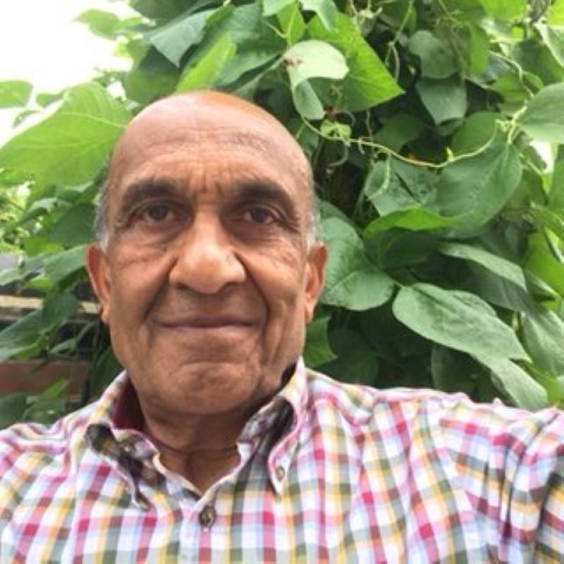 Shanti Shah is fasting for 3 to 5 days and is asking for sponsorship donations for the Lincoln Community Larder - Can you join him?