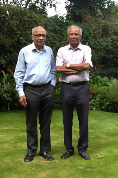 Sitsanu Roy and Som Roy