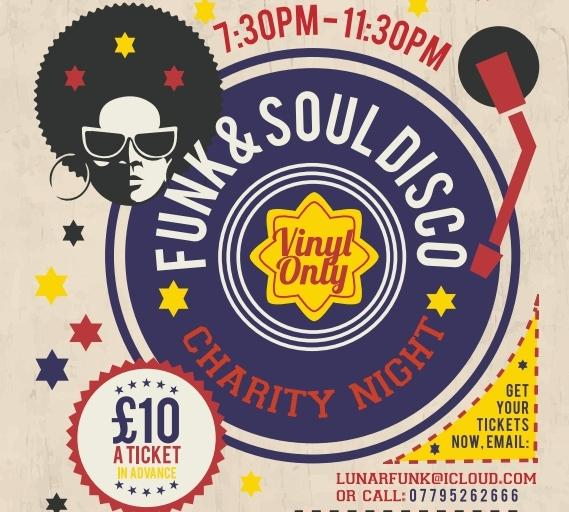 Funk & Soul Charity Night Disco - Funk & Soul Charity Night Disco - Vinyl Only