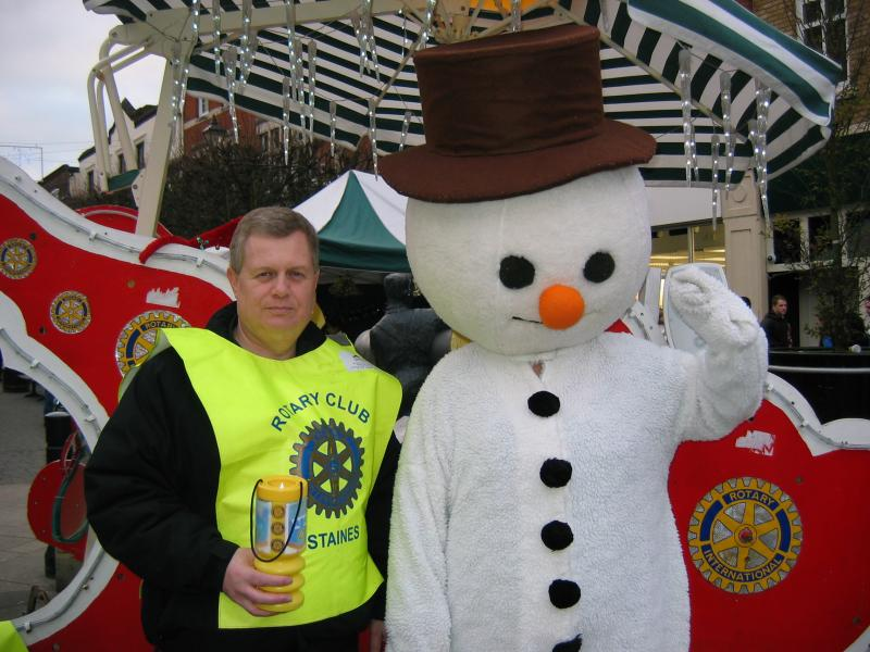 Xmas Street Collection - Saturday, 11th December 2010 -