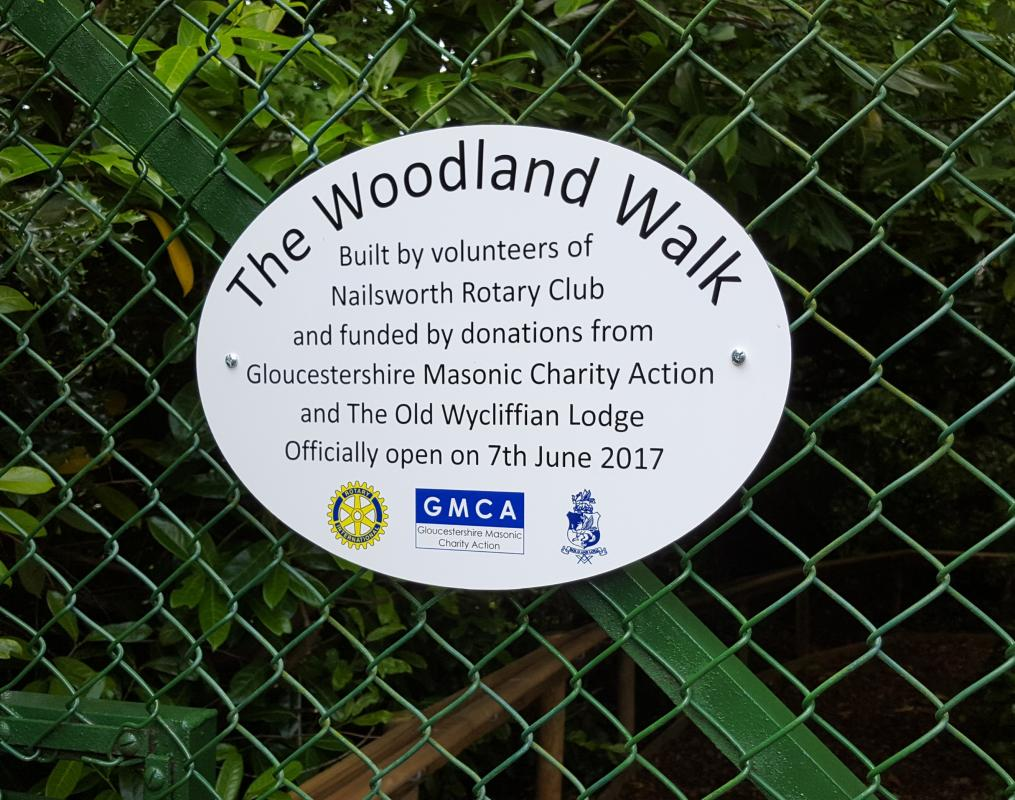Community Projects - Constructing a walkway for residents