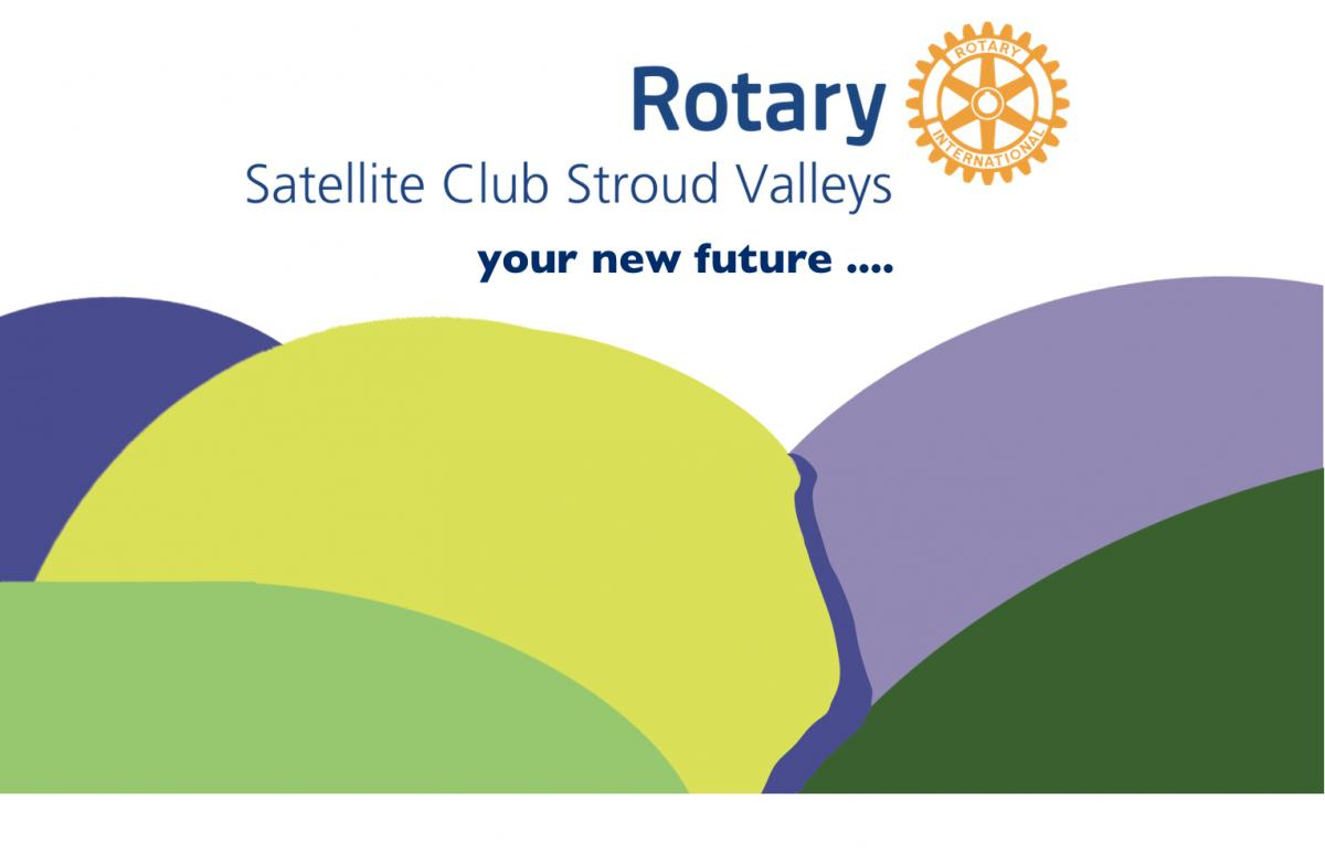 Stroud Valleys Rotary - a new club in Stroud