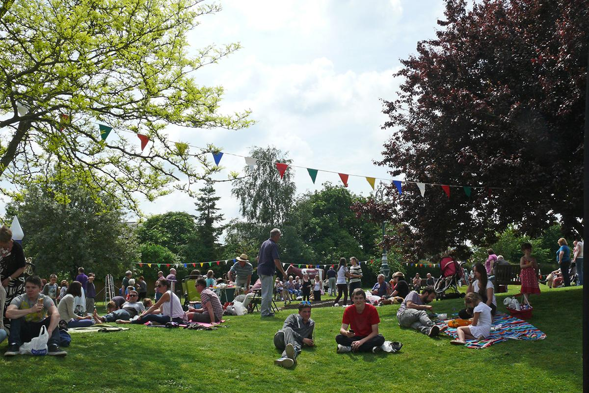 The BIG LUNCH! Our hugely popular community-wide and FREE event returns this June!