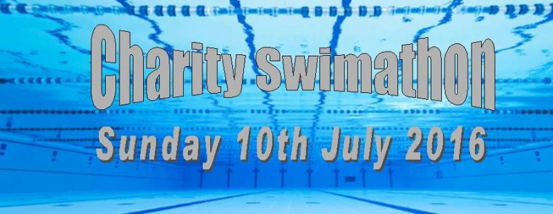 Charity Swimathon 2016 -