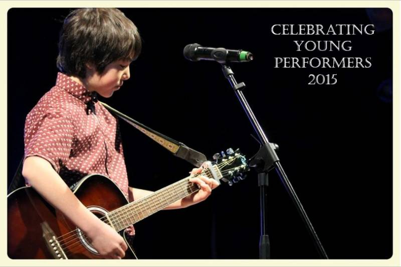 Celebrating Young Performers - 2015 -