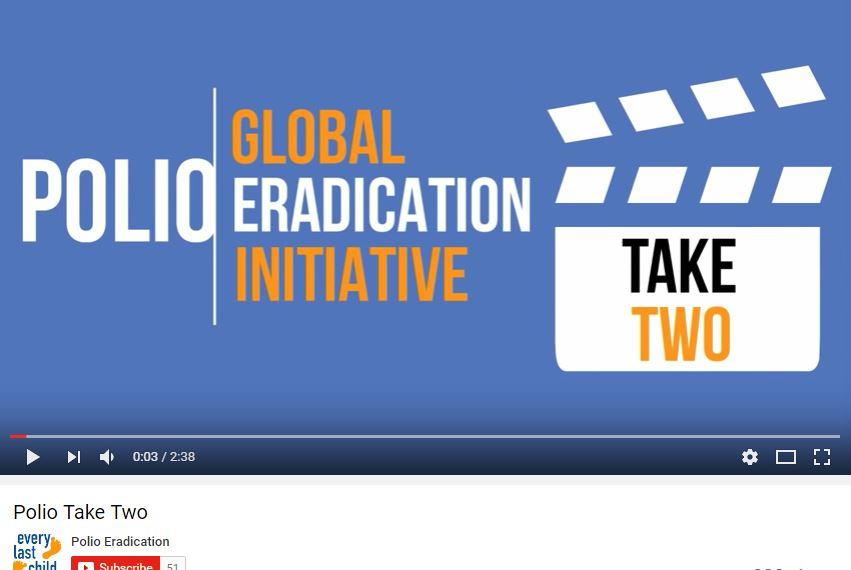 Polio Eradication - useful resources and links - Polio Take Two