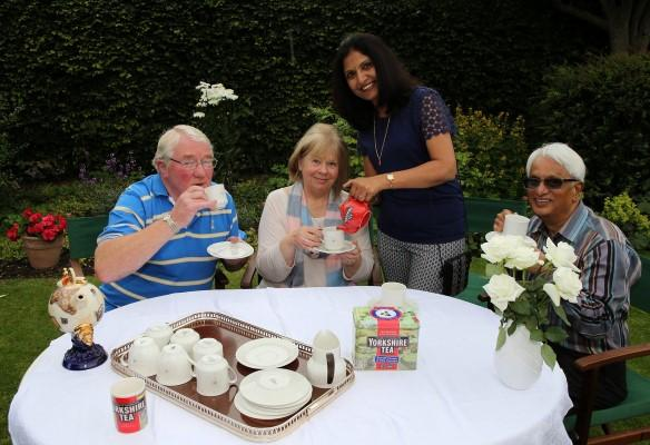 Drink a Cuppa in a good cause. We are collecting Yorkshire Tea Barcodes to support The Wheelchair Foundation.