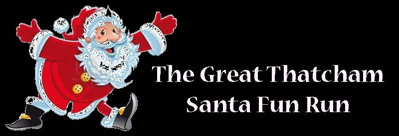 Great Thatcham Santa Fun Run