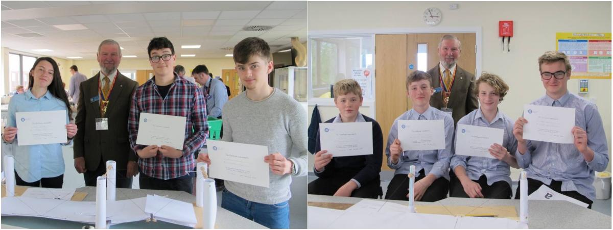 Annual Technology Tournament - 27th April - The-Winners!