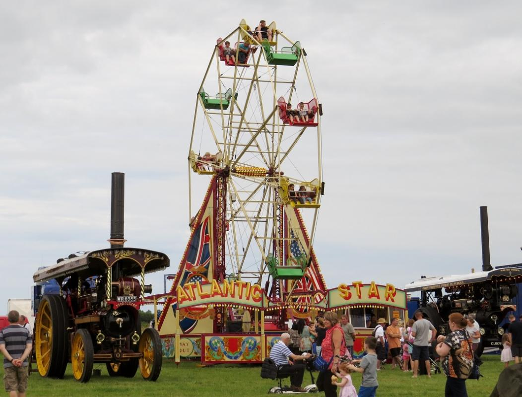 Leisure Lakes Steam and Vintage Vehicle Rally 2016 - Something for Everyone