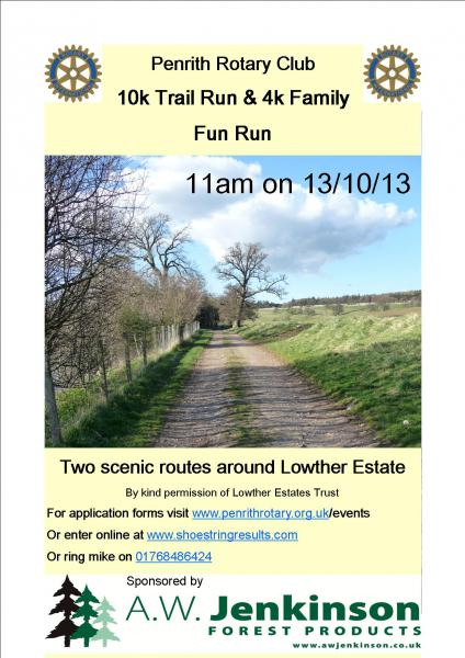Trail Run 2013 -