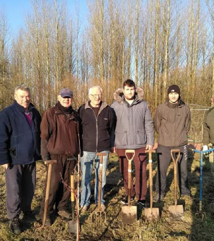 Rotary plants for the future - Rotary tree planters
