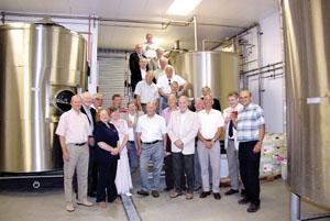 Club Visit to Tring Brewery