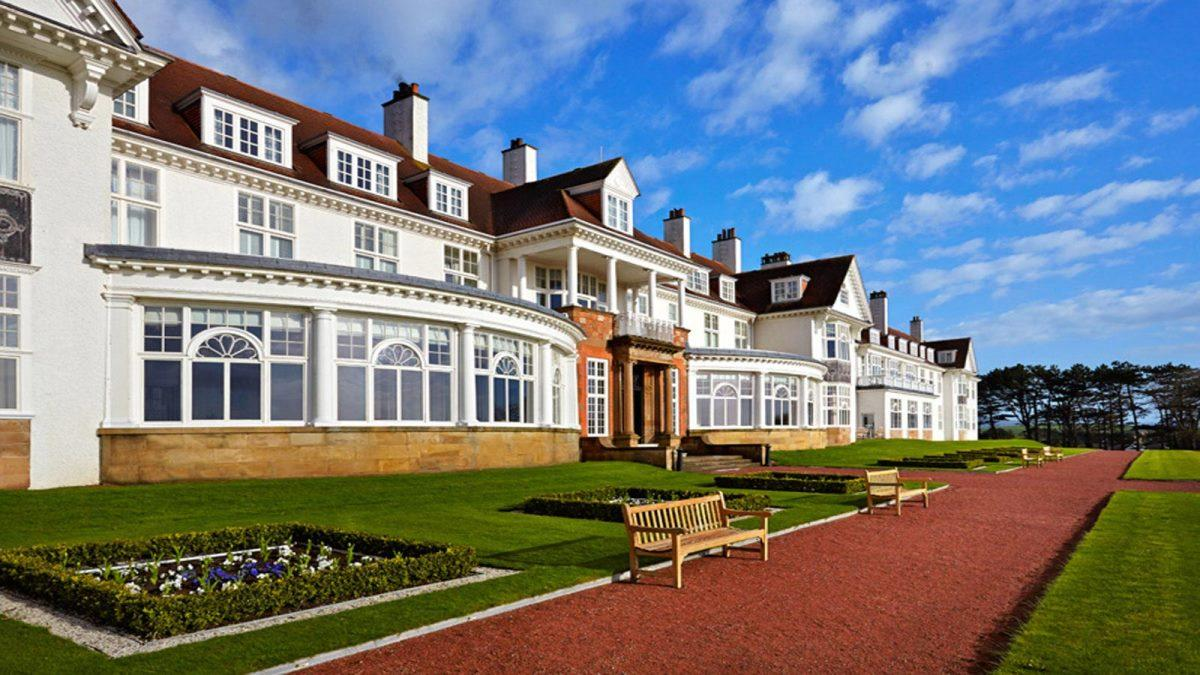 Turnberry Hotel Exterior View