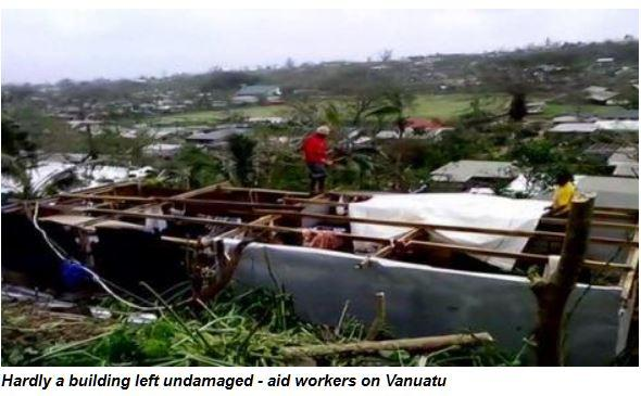 Vanuatu counts the awful cost of Cyclone Pam