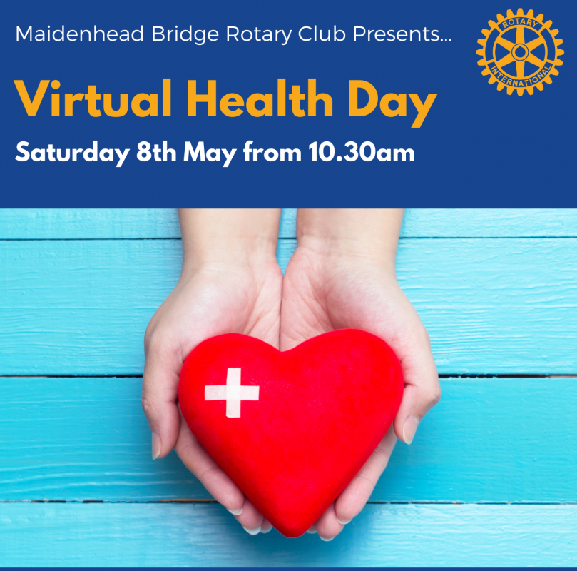 Virtual Health Day Poster