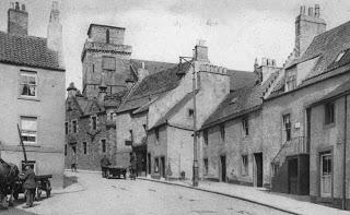 Kirk Wynd, Kirkcaldy in the 1920's