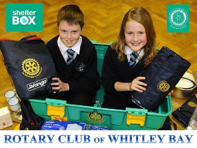 Rotary, Partner with ShelterBox