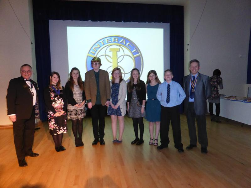 Interact Clubs in Cumbria & Lancashire -