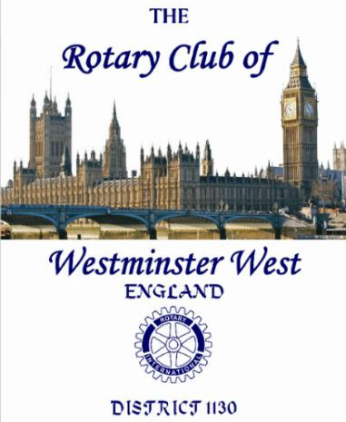 Club History - The Banner of the Rotary Club of Westminster West