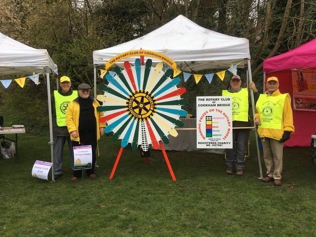 Wheel of Fortune - Family Fun Day 31st March 2018